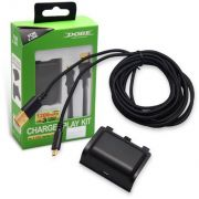Kit play and charge 1200mAH XBOX One Lacrado
