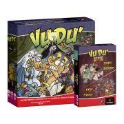 Kit Vudu + Expansão 2 em 1 Jogo de Tabuleiro Meeple BR