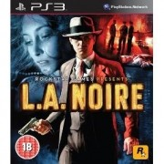 L.A. Noire Playstation 3 Original Usado