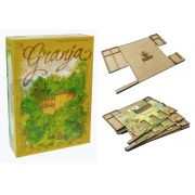 La Granja + Kit Dashboard Bucaneiros Jogo de Tabuleiro Across the Board