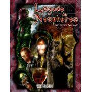 Legado de Nosphoros Ricardo Marat Livro de RPG Conclave
