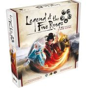 Legend of the 5 Rings Jogo de Cartas Galapagos L5R001