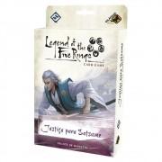 Legend of the Five Rings Justiça para Satsume Ciclo da Herança Jogo de Cartas Galapagos L5R021