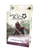 Legend of the Five Rings O Dever de Shoju Ciclo da Herança Jogo de Cartas Galapagos L5R024