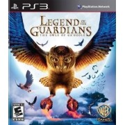 Legend of the Guardians The Owls of Ga'Hoole Playstation 3 Original Usado