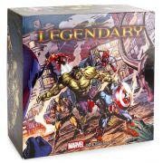 Legendary A Marvel Deck Building Games Jogo de Tabuleiro Importado Upper Deck