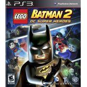 Lego Batman 2 Dc Super Heroes Playstation 3 Original Usado