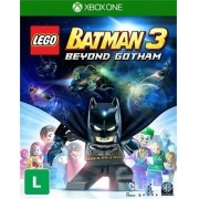 Lego Batman 3 Beyond Gotham Xbox One Original Usado