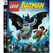 Lego Batman Dc Super Heroes Playstation 3 Original Usado