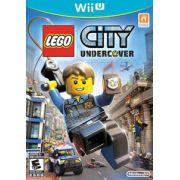 Lego City Undercover Nintendo Wii-U Original Novo