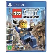 Lego City Undercover Playstation 4 Original Lacrado