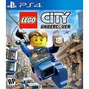Lego City Undercover Playstation 4 Original Usado