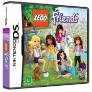 Lego Friends Nintendo DS Original Lacrado