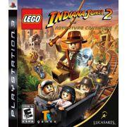 Lego Indiana Jones 2 Playstation 3 Original Usado
