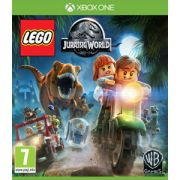Lego Jurassic World Xbox One Original Usado