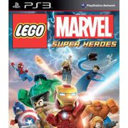 Lego Marvel Playstation 3 Original Lacrado