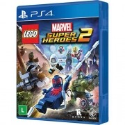 Lego Marvel Super Heroes 2 Ps4 Original Usado