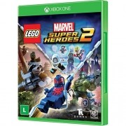 Lego Marvel Super Heroes 2 Xbox One Original Lacrado