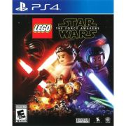 Lego Star Wars The Force Awekening Playstation 4 Novo