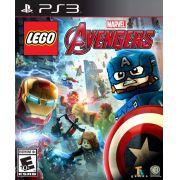 Lego Vingadores Avengers Playstation 3 Original Usado