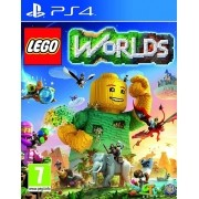 Lego Worlds Playstation 4 Original Usado