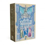 Lisboa Deluxe Edition Jogo de Tabuleiro Mandala FBX0023