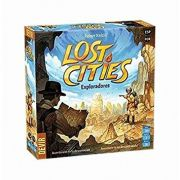 Lost Cities Exploradores Jogo de Tabuleiro Devir BGEXPLORA
