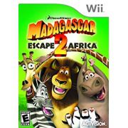 Madagascar 2 Escape Africa Wii Usado Original