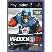 Madden 07 PS2 Original Usado PAL