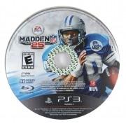 Madden NFL 25 só a mídia Playstation 3 Original Usado