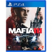 Mafia III Playstation 4 Original Usado