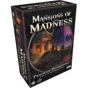 Mansions of Madness Pesadelos Recorrentes Expansão Galapagos MOM002