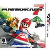 Mario Kart 7 3DS Nintendo 3DS Original Novo