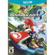 Mario Kart 8 Nintendo Wii-U Original Novo