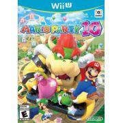 Mario Party 10 Nintendo Wii-U Original Novo
