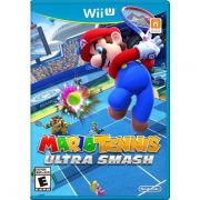 Mario Tennis Ultra Smash Nintendo Wii-U Original Novo