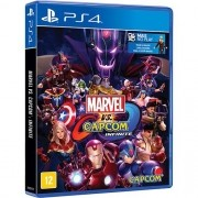 Marvel vs Capcom Infinite Playstation 4 Original Lacrado