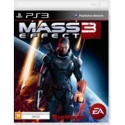 Mass Effect 3 Playstation 3 Original Usado