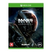 Mass Effect Andromeda Xbox One Original Usado