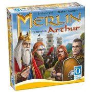 Merlin Arthur Expansão de Jogo de Tabuleiro Calamity Games