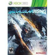 Metal Gear Rising Reveangence Xbox 360 Original Usado