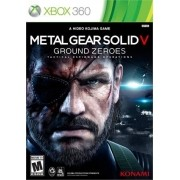 Metal Gear Solid V Ground Zeroes Xbox360 Original Usado