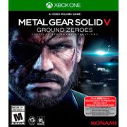 Metal Gear Solid V Ground Zeroes Xbox One Original Usado