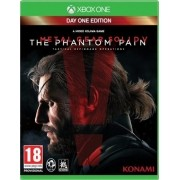 Metal Gear Solid V Phantom Pain Xbox One Original Lacrado