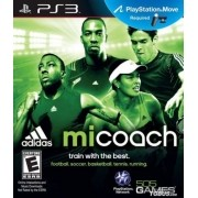 Adiddas MiCoach Playstation 3 Original Usado