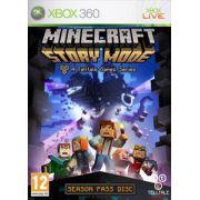Minecraft Story Mode Xbox360 Original Novo