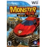 Monster 4x4 World Circuit Wii Usado Original