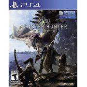 Monster Hunter World Playstation 4 Original Novo