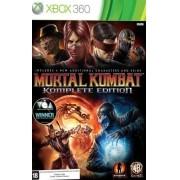 Mortal Kombat Komplete Edition Xbox 360 Original Lacrado