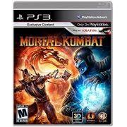 Mortal Kombat Playstation 3 Original Usado